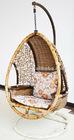 2012 hot morden rattan swing chair