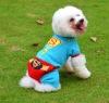 Superman dog clothes