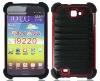 hard cover with 3 in 1 defender design for samsung galaxy i9220 many color available
