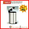 environmental friendly Stainless Steel Waste Bin/dustbin with foot pedal