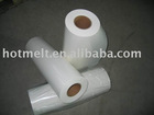 colorless semitransparent heat seal adhesive film for jean