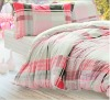 """100% cotton carded 40*40/128*68 98""""home textile"""