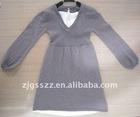 2012 new style 100% cotton girls' dresses