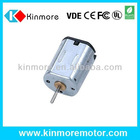 1.5V DC Micro Motor for shaver and razor