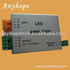 Common anode 8A x 3CH mini rgb led repeater
