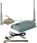 800MW 1.2G Mini Wireless AV Transmitter and Receiver