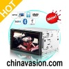 Road Cougar - 6.95 Inch HD Touchscreen DVB-T 2-DIN DVD Player with GPS