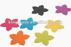 Novelty sea star shape silicone cup mat