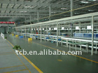Design and product Assembly line, Production lines.