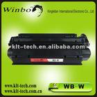 Compatible Canon W toner cartridge