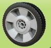 668 PP rubber wheel