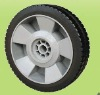 668 PP rubber wheel