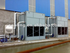 chiller stainless steel cooling tower