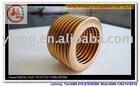 high flexibility copper mechanical bellow seal