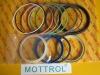 Komatsu PC150-3 Hydraulic Cylinder Seal Kit,BUCKET 707-98-37110,707-98-37130