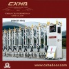 Electric Retractable Gate products for main entrance