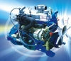 100 Horsepower CNG Engine