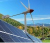 Hybrid Solar-Wind Power System