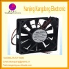 Original and New NMB Fan 3106KL-05W-B50