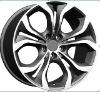 Aluminium car rim XH560 2