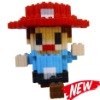 Hot Plastic toy brick