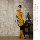 2013 top quality knit women garment stock lot