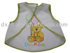 2011 100% EVA with T/C fabric binding baby bib