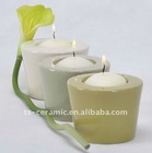 3 pcs candle holder