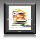 7 inch E-book ebook reader 7 inch E-book