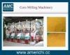 Corn maize milling machine