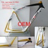 Full carbon fiber bike frames light weight OEM paypal accept