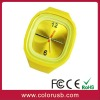 Promotional gift bracelet digital silicone watch
