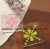 Acrylic / perspex / plexiglass/ lucite cup mats/coasters