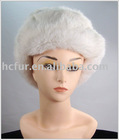 winter hat - rabbit fur russian hat