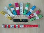 2012 hot sales plastic tailor tape measuring