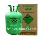 Refrigerant gas R22 with high purity