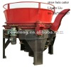 CE straw bale crusher (2.2m m bale)