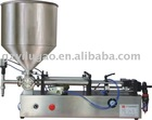 DXD-H Horizontal Pneumatic cream and ointment filling machine