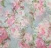 print silk fabric chiffon
