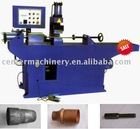 high productivity pipe end shaping machine