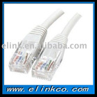 cat5e lan cable utp patch cord RJ45 connector
