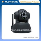 IP Camera, Remote Surveillance Intelligent Security and Protection