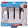 White Double Charge Indication Lightarge Station with Two-color for wii