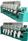 T-shirt/cap embroidery machine(6heads)