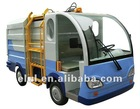 electric garbage car with 5.5KW motor power