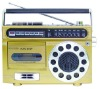 NICE CASSETTE PLAYER IN RETRO STYLE WITH USB/SD SLOT