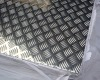 Chequered sheet floor
