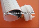 Professional Enterprise of led aluminum tube T10 lamp cap led light pipe
