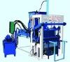 Hydraulic full automatic 3000-4000pcs/day cement brick making machine