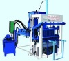 Hydraulic full automatic 3000-4000pcs/day cement brick making machine